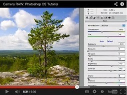 12 fantastic Photoshop tutorials for transforming RAW files. | Awesome Photography Tips | Scoop.it