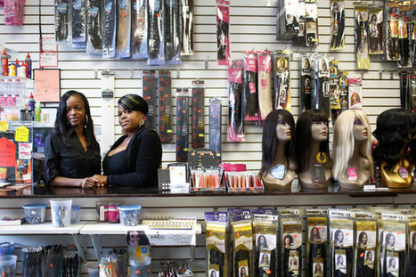 Black Women Find a Growing Business Opportunity: Care for Their Hair | Marketing ethnique, marketing multiculturel | Scoop.it