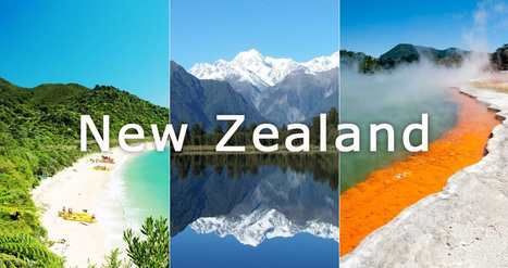Backpacker Advice - Destinations - New Zealand | Backpacker Advice | Scoop.it