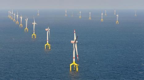Comprendre l'énergie éolienne offshore en six graphiques | Eolien en mer | Scoop.it