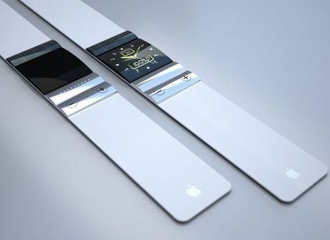 Will Apple Need a Social Network to Manage Their iWatch? | An Eye on New Media | Scoop.it