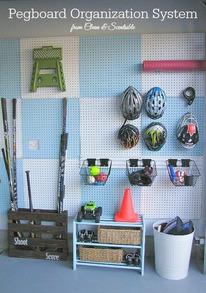 Rangements : Comment aménager correctement votre garage ? | La Revue de Technitoit | Scoop.it