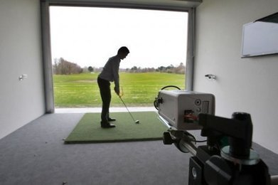 Golf : pratique en laboratoire - Sud Ouest | dordogne - perigord | Scoop.it