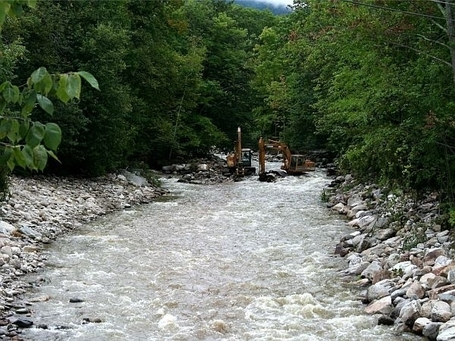 Vermont Edition: Concern Grows About Environmental Damage From Irene Cleanup | #vtirene | Scoop.it