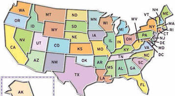 Explore the States | State Report Research | Scoop.it