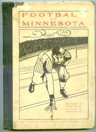 Antique Football History Book | Antiques & Vintage Collectibles | Scoop.it