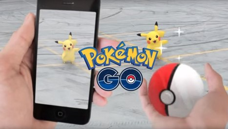 Pokémon Go: Gamification Lessons For Research | Games and education | Scoop.it