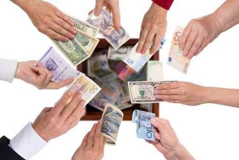 Franc succès pour la finance participative: les fonds collectés ont doublé | capital risque et start-up | Scoop.it