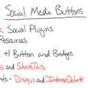 Cómo obtener más de los botones sociales | Actionable posts | Scoop.it