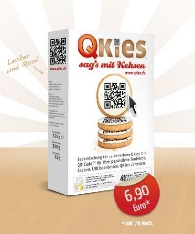 Cookies QRcode | QRcode | Scoop.it