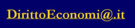 (IT) - Definizioni delle 100 parole più importanti nel settore giuridico ed economico | dirittoeconomia.it | diritto | Scoop.it