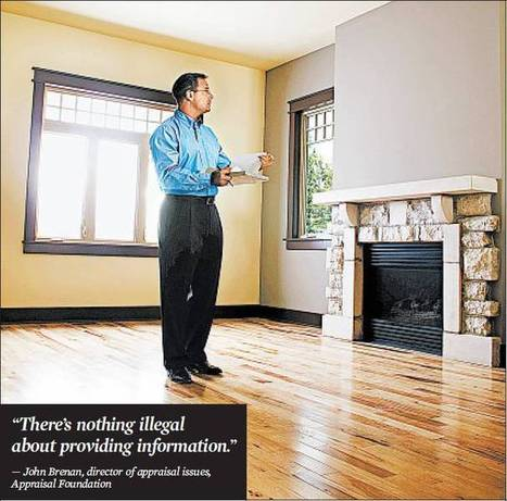 Rules of engagement in home appraisals | Real Estate Plus+ Daily News | Scoop.it