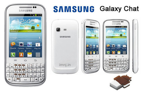 Samsung Galaxy Chat B5330 Specifications Features Price Reviews Details Samsung Galaxy Chat B5330 Technical Review | Geeky Android - News, Tutorials, Guides, Reviews On Android | Android Discussions | Scoop.it