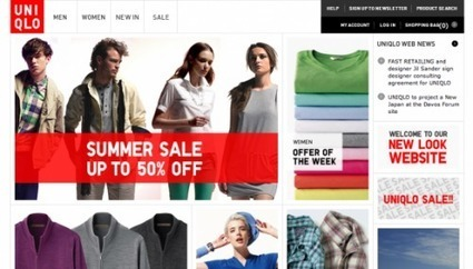 Creative Ecommerce Shop Designs | WebsiteDesign | Scoop.it