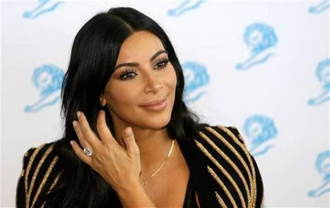 Kim Kardashian says sexy selfies can be empowering - The Bellingham Herald   Sex Marketing   Scoop.it