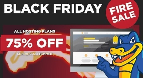 Hostgator Black Friday 2014, 75% OFF on Hosting - Cyber Kendra - Latest Hacking News And Tech News | Cyber Kendra - Hacking and Security News | Scoop.it