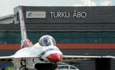 U.S. Air Force Thunderbirds : Trip 7.5 Finland | Facebook | Finland | Scoop.it