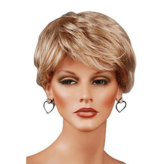 High Quality Capless Short Synthetic Straight Wigs – WigSuperDeal.com   African American Wigs   Scoop.it