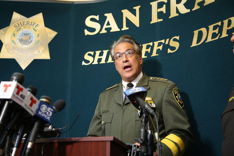 New York Times: Sheriff in San Francisco Faults Federal Authorities After Killing | USF in the News | Scoop.it