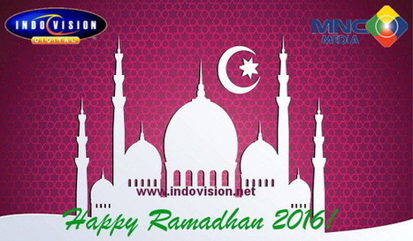 Sambut Ramadhan Bersama Promo Spesial Indovision Terbaru Juni 2016 | Indovision Satellite Television | Scoop.it