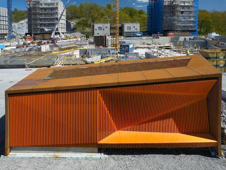 Edificio Técnico / U.D. Urban Design AB | retail and design | Scoop.it