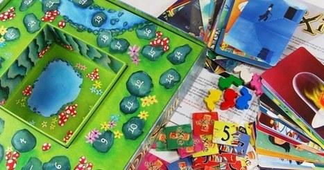 Jeux de sociétés à utiliser en cours de FLE | Français | Scoop.it