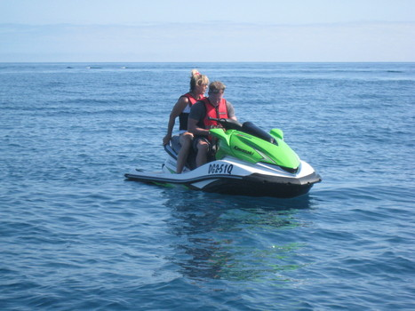 Derek on his Jetski (5 people that influence me in OHS) | OHS in the Paramedic World | Scoop.it