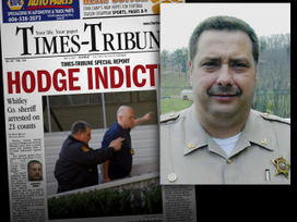 60 Minutes: Corrupt Kentucky sheriff brought down by reporters | Midnight Rambler | Scoop.it