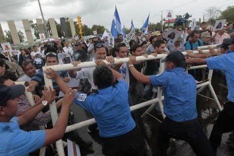 El proyecto del Canal divide a Nicaragua | Nuevas Geografías | Scoop.it