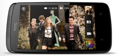 HTC Desire 500 brings candy-coated One mini alternative   Mobile Technology   Scoop.it