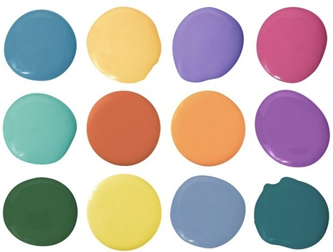 12 Daring Paint Colors | Color For Your Home | Scoop.it