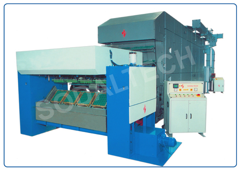 PULP MOULDING MACHINERY | SODALTECH - Paper Conversion Machinery | Scoop.it