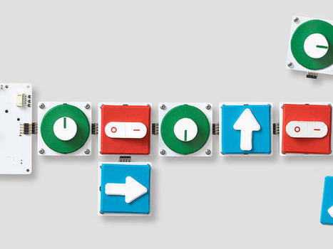 Google makes coding playful with Bloks tactile toys | News we like | Scoop.it