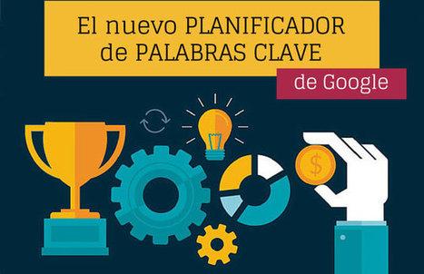 Planificador de Palabras Clave de Google, la Guía Definitiva | Alimentaria Web 2.0, Marketing and Social Media Food | Scoop.it