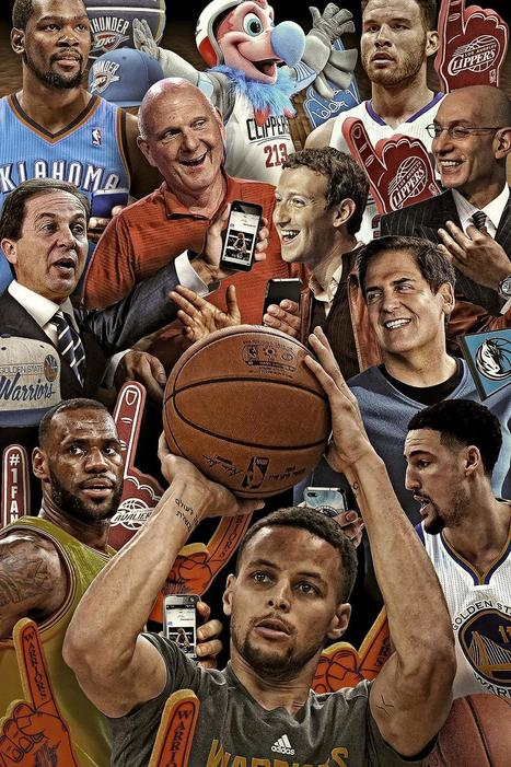 Techies Are Trying to Turn the NBA Into the World's Biggest Sports League :: Wired | :: The 4th Era :: | Scoop.it