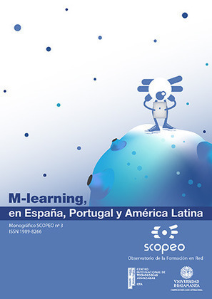 MONOGRÁFICO SCOPEO No. 3. M-learning en España, Portugal y América Latina. | Observatorio SCOPEO | ele@rning | Scoop.it