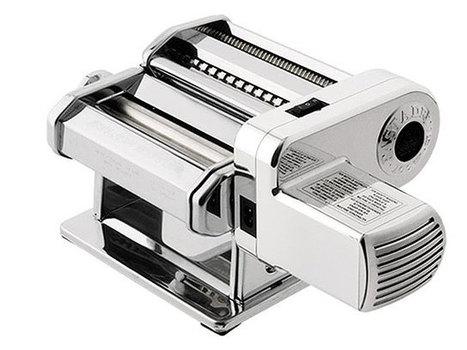 Machine à pâtes électrique Atlas   Actualité de la gastronomie   Scoop.it