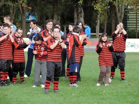 Un domingo de rugby entre amigos... ¡y paellas! | Sindrome de Down | Scoop.it