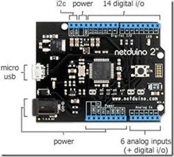 Netduino 2 : anche il fratello minore del Plus si potenzia ! - DevExperience | .Net Micro Framework | Scoop.it