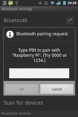 Emulate a Bluetooth keyboard with the Raspberry Pi | Linux User | Raspberry Pi | Scoop.it