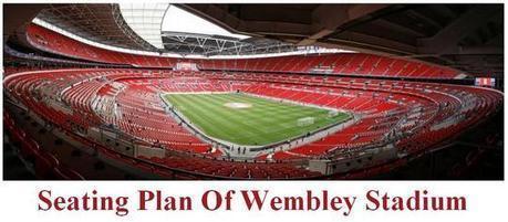 Seating Plan of Wembley Stadium | Football Stadium Guides | Scoop.it