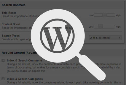 10 Useful WordPress Plugins to Improve Your Site's Search | WordpressEd | Scoop.it
