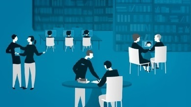 Quelles bibliothèques pour demain ? Un atelier citoyen pour les imaginer | Bibliothèques, web et ressources numériques | Scoop.it