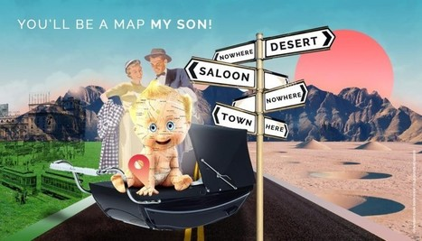 """Tomorrow, you'll be a Map, my son!"" 