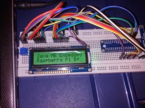 AndrexWeb: Character LCD con Raspberry Pi | Arduino, Netduino, Rasperry Pi! | Scoop.it