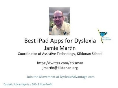 Dyslexia and Assistive Technology - Best iPad A...
