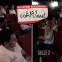 Une salle de cinéma parisienne exige le statut amoureux «c'est compliqué» | Creative marketing ideas | Scoop.it