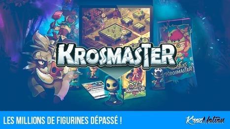 Krosmaster : Les millions de figurines dépassé ! et une prochaine coupe du monde aux US | Krozmotion | Scoop.it