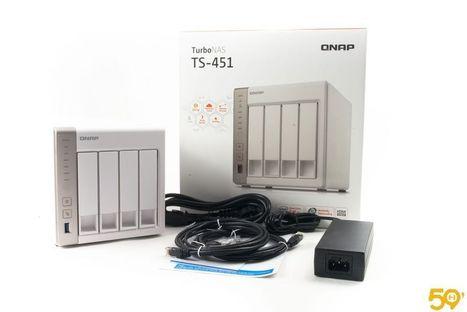 Test 59H: Qnap TS-451, quand le NAS devient aussi un PC - 59Hardware.net   Soho et e-House : Vie numérique familiale   Scoop.it