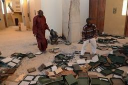 Meet the unlikely group that saved Timbuktu's manuscripts - GlobalPost | Library Collaboration | Scoop.it